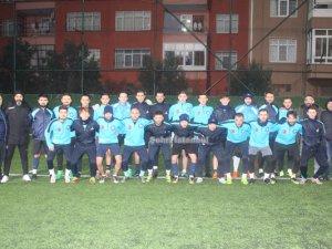 Harb-İşspor ilk maçına hazır
