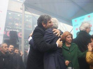 Aykut Erdoğdu Mustafa Sarıgül için 'AKP'nin çırağı ile de mücadele edeceğiz' dedi