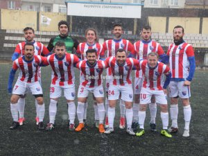 Atlas Yıldızspor'dan gol yağmuru