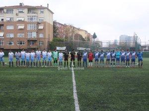 Esenkentspor ile Pendik Velibabaspor puanları paylaştılar