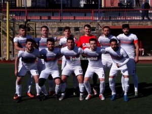 İstanbul Esnafspor'dan gol yağmuru