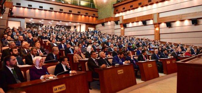 İBB meclisinde komisyonlarda görev alan meclis üyeleri
