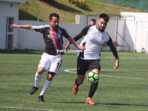 Atlas Yıldızspor Gülsuyu'nda gol oldu yağdı