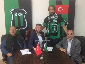 Mehmet Aşlamacı yeniden Bakırköyspor'da