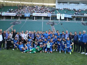 Ergene Velimeşe Spor, TFF 2. Lig'de