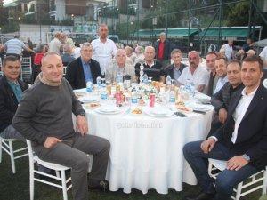 Çamlıcaspor'dan muhteşem iftar