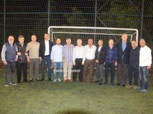 Çamlıcaspor'da Ali Albayrak Başkanlığa seçildi
