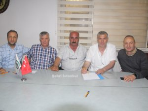 Çamlıcaspor'da yeni Hoca belli oldu