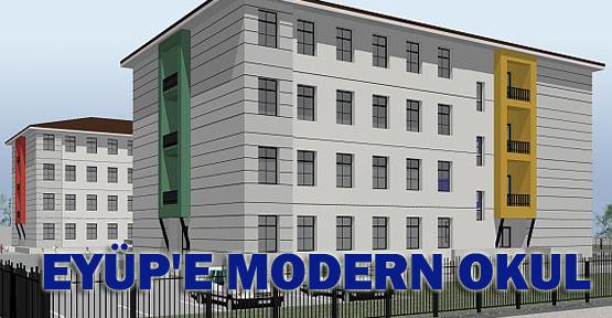 Eyup E Modern Okul