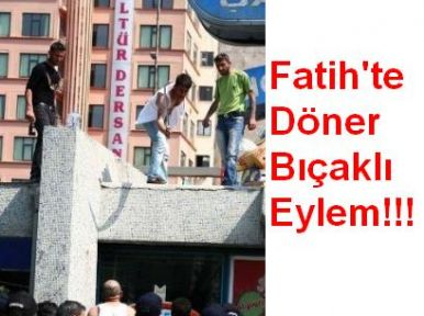 Fatih'te Seyyar Eylem