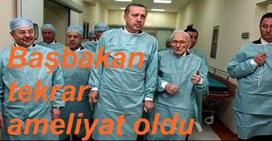 Başbakan 2.Ameliyatını Oldu