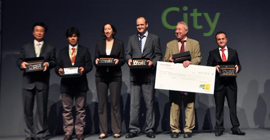 Beyoğlu Belediyesi'ne Smart City ödülü