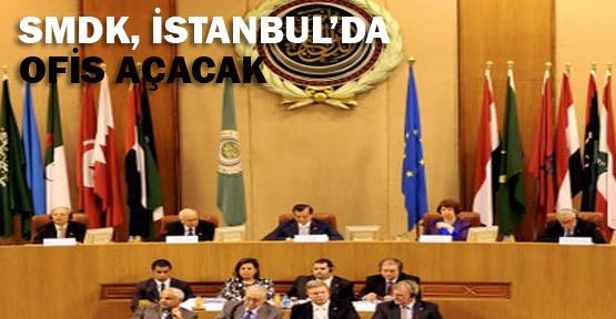 SMDK İstanbul'da ofis açacak