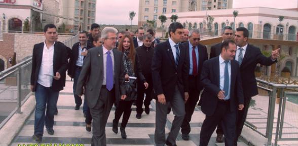 Kayaşehir'in sorunları Meclis'e gidiyor