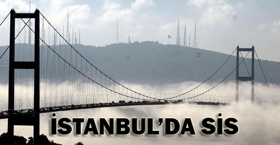 İstanbul'da sis