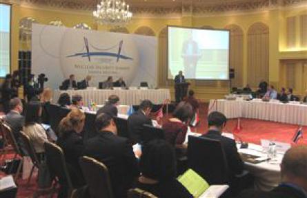 Nükleer güvenlik İstanbul'da tartışılıyor