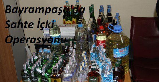 Sahte İçkiye Geçit Yok