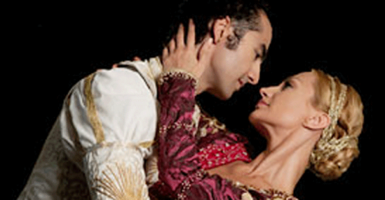 Romeo - Juliet Bale Gösterisi