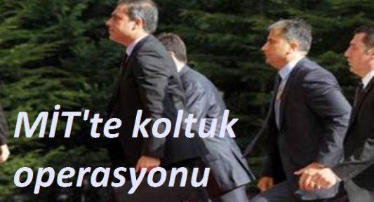 MİT İstanbul Bölge Başkanı Görevden Alındı