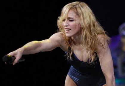 Madonna yok sattı!