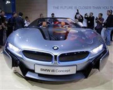 BMW'den rekor!