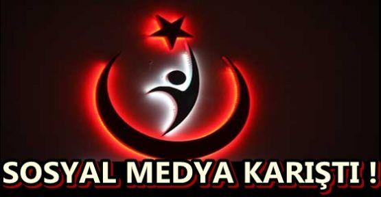 Sağlık Bakanlığı'nın Yeni Logosu Sosyal Medyayı Karıştırdı