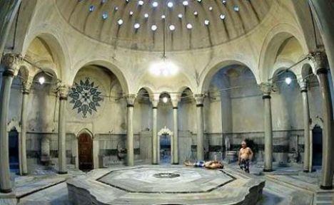 Istanbul'un Hamamları Artık Kitap