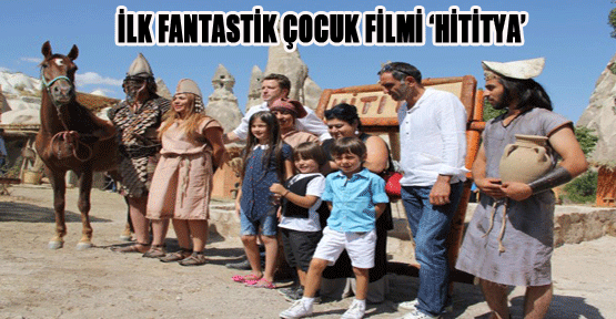 İlk Türk fantastik çocuk filmi