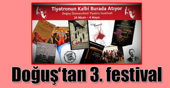 Doğuş'tan 3.festival
