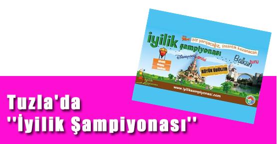 Tuzla'da ''İyilik Şampiyonası'' Düzenlendi