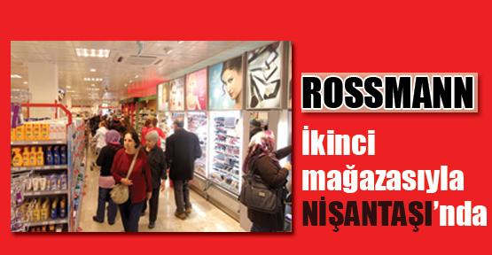 Rossmann'dan İstanbul'da ikinci mağaza