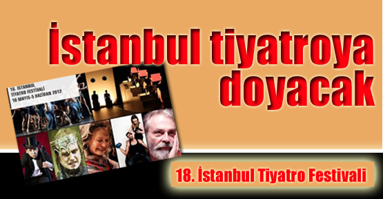 İstanbul Tiyatroya Doyacak