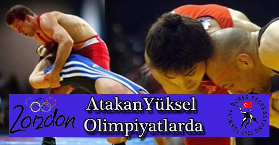 Atakan Yüksel Olimpiyat Vizesi Aldı