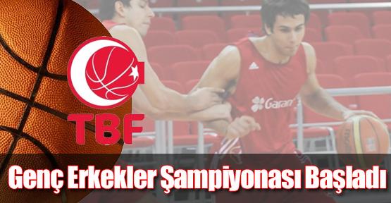 Genç Erkekler Türkiye Şampiyonası Start Alıyor