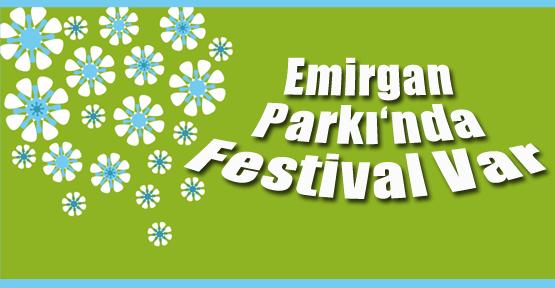 Emirgan Parkı'nda Festival Var