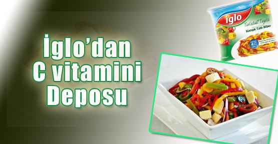 İglo'dan C Vitamini Deposu