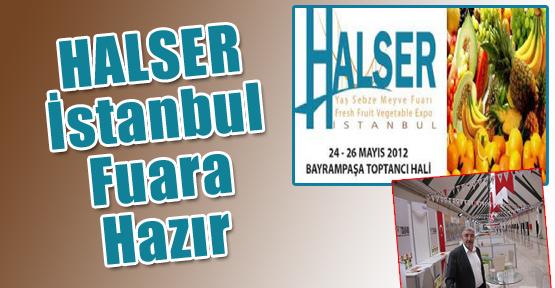 HALSER İstanbul Fuara Hazır