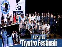 Kartal'da Tiyatro Festivali Sona Erdi