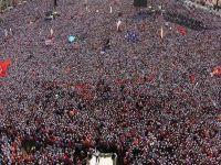 İstanbul'un yasal miting alanları belli oldu