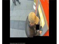 Banka soyguncusu yakalandı