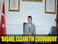 Şişli Milli Eğitim Müdürü Murat Mücahit Yentür'den karne mesajı