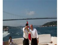 Asya ve Avrupa arasında Aikido