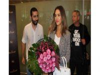 Jessica Alba İstanbul'da