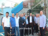 Yemen Ekşioğlu'dan Alibeyköyspor'a ziyaret