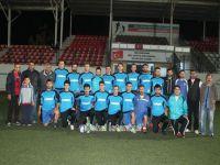 Sarigazispor Öz Karacaahmet maçına hazır