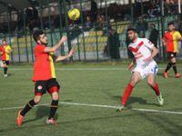 Taksimspor playoff için kazandı