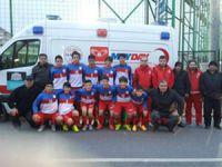 Beşiktaş Belediyesinden Ambulans hizmeti