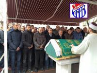 Tunaspor yönetim kurulu üyesi, Mümin Bakar vefat etti