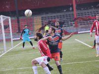 Alibeyköyspor'la Tunaspor 1-1 lerini üzmedi