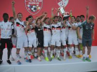 Elit Akademi U19 Ligi'nde Süper Kupa Beşiktaş'ın